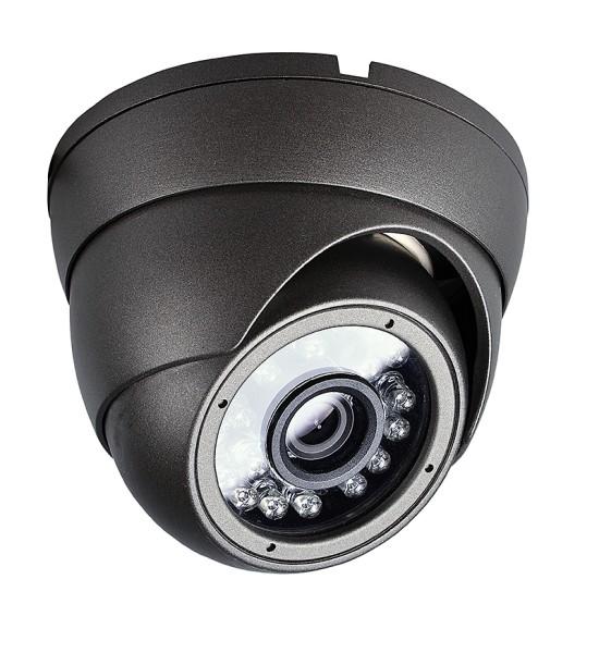 PROCAMO Dome Kamera, anthrazit