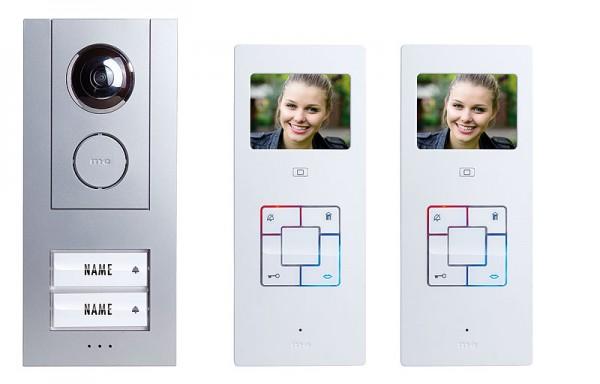 """Video-Türsprechanlage-Set 3,5"""" für 1, 2-Familienhaus"""