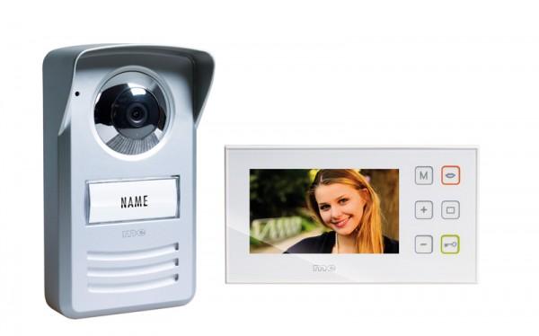 Video-Türsprechanlage für 1-Fam.-Haus