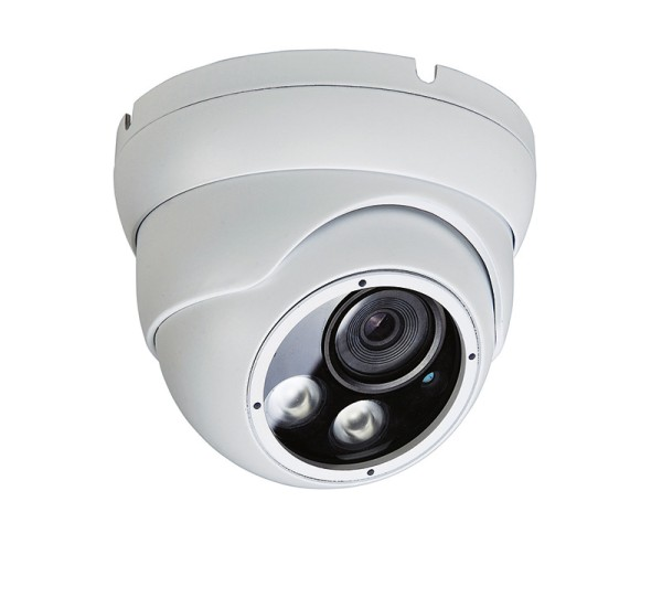 PROCAMO Dome Kamera, weiß