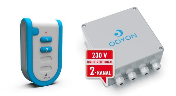ODYON Promo-Set 2 uni, 2-Kanal