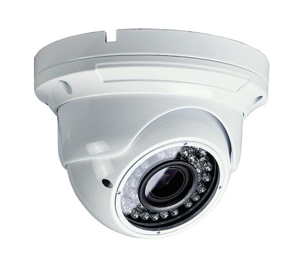 PROCAMO Dome Zoom Kamera, weiß