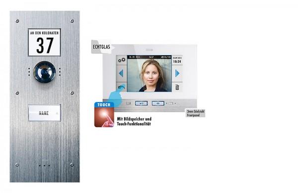 """1-Fam.-Haus-Set UP, mit TOUCH-Innenstation & Bildspeicher, 7"""""""