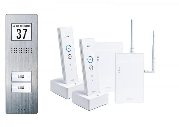 vistadoor funk t rsprechanlage mobil f 1 fam haus adv fm 211 m e gmbh modern electronics. Black Bedroom Furniture Sets. Home Design Ideas