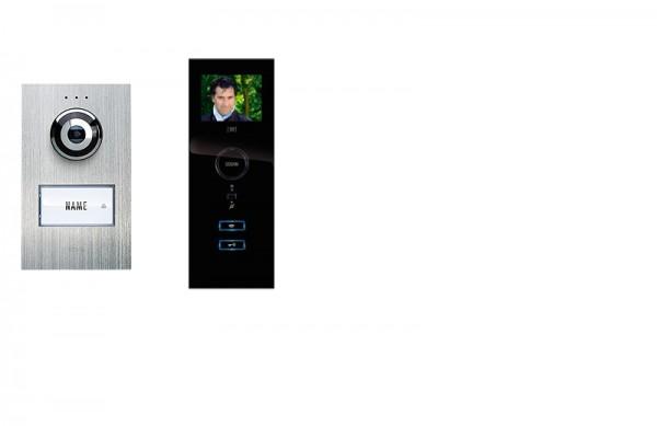 1-Fam.-Haus-Set Compact m. Innenstation 3,5 Zoll