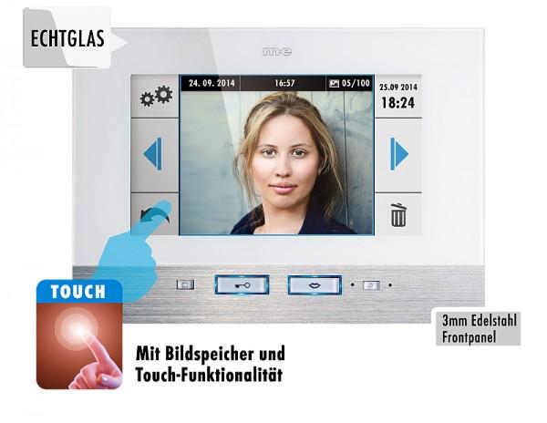 7 Zoll Monitor mit Touch und Bildspeicher VDV 707 TW/TS
