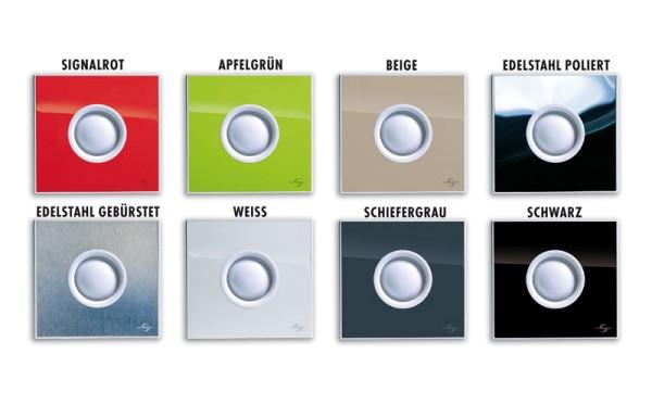 ProAIR Timer, Cover in verschiedenen Farben/Materialien