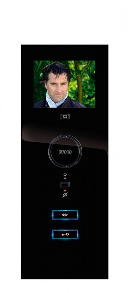 3,5 Zoll Monitor & Freisprechen